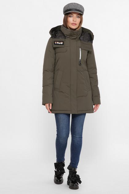 . Куртка М-2082. Цвет: 16-хаки