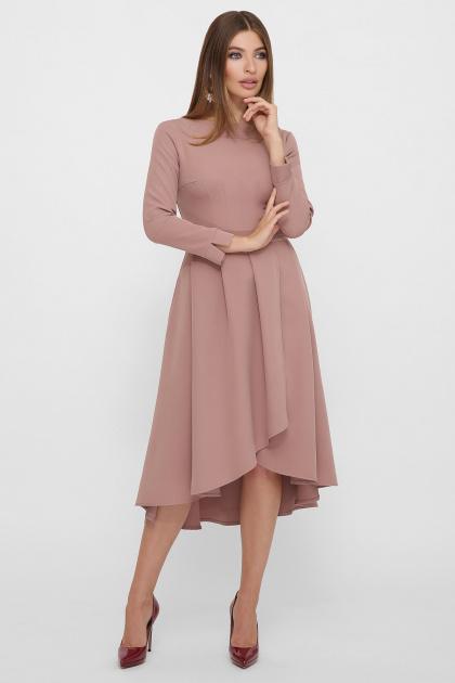 . платье Лика д/р. Цвет: капучино