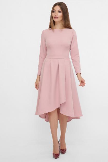 . платье Лика д/р. Цвет: лиловый