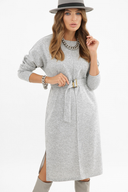 . платье Беата д/р. Цвет: серый