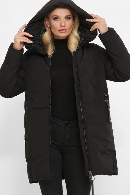 . Куртка 2163. Цвет: 01-черный