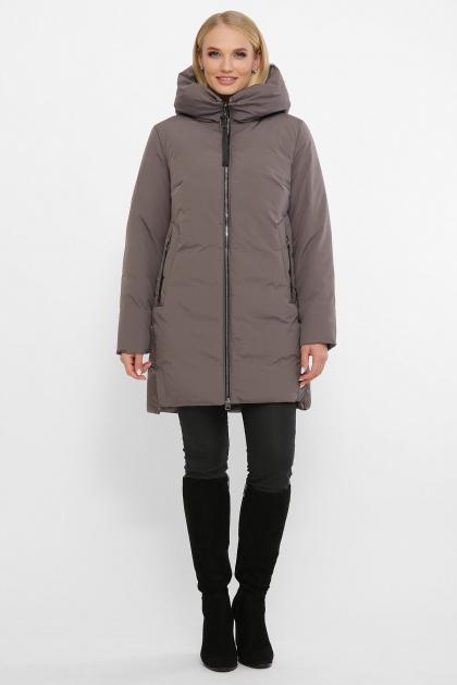 . Куртка 2163. Цвет: 19-серый