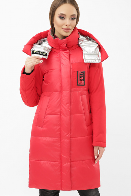 . Куртка М-2085. Колір: 19-красный