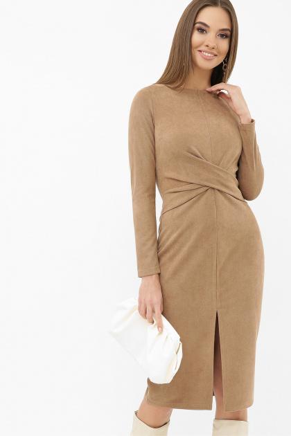 . платье Этери д/р. Цвет: капучино