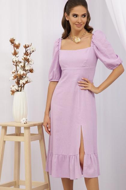 . Платье Коста-Л к/р. Цвет: лавандовый