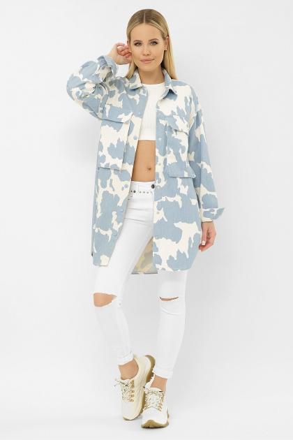 . 2034 Куртка VS-J. Цвет: джинс