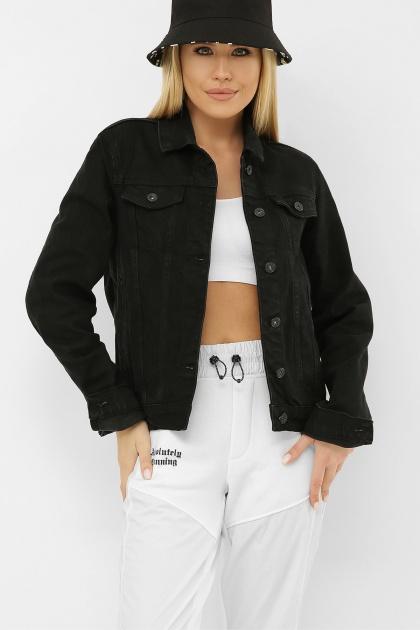 . 2085 Куртка VO-D. Цвет: черный