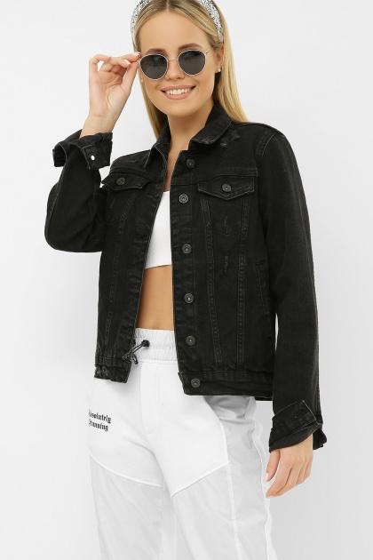 . 2085 Куртка VO-D. Цвет: черный 1