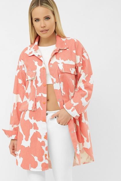 . 2034 Куртка VS-J. Цвет: коралл