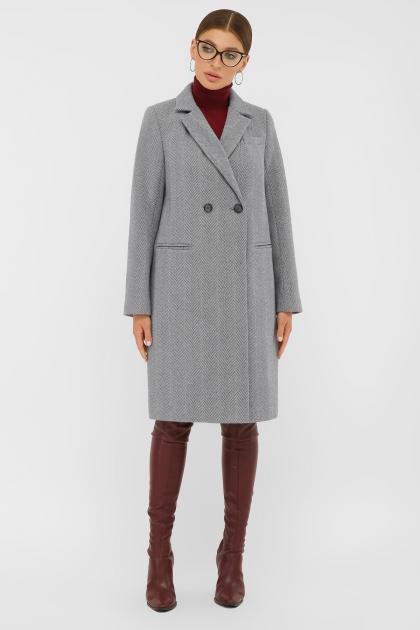 . Пальто П-394-95. Цвет: 2710-голубой цена