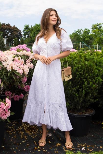 . Платье Саммери к/р. Цвет: белый в Украине