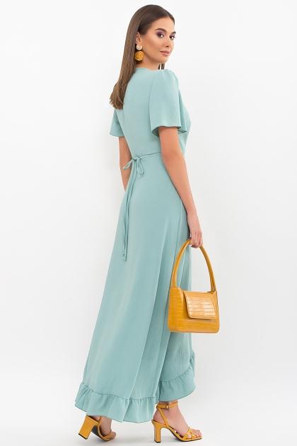 . Платье Румия-1 к/р. Цвет: нефритовый цена