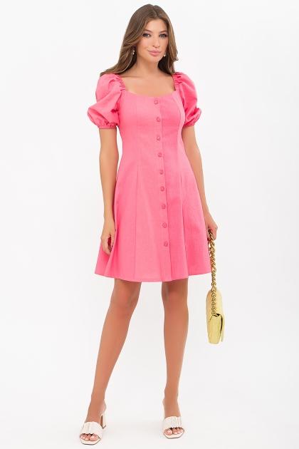 . Платье Абелия к/р. Цвет: розовый купить