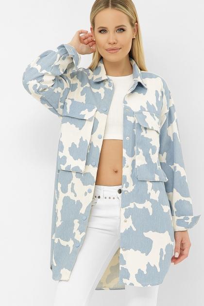 . 2034 Куртка VS-J. Цвет: джинс купить