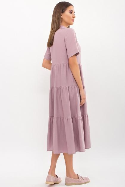 . Платье Иветта к/р. Цвет: лиловый в интернет-магазине