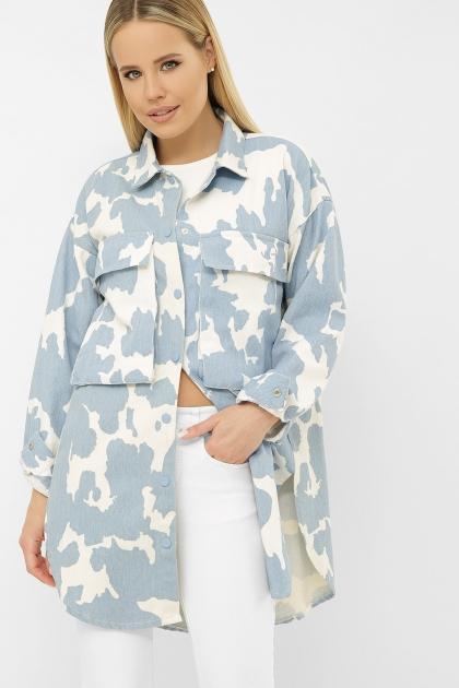 . 2034 Куртка VS-J. Цвет: джинс цена