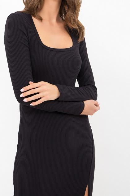 . Платье Некста д/р. Цвет: черный в интернет-магазине