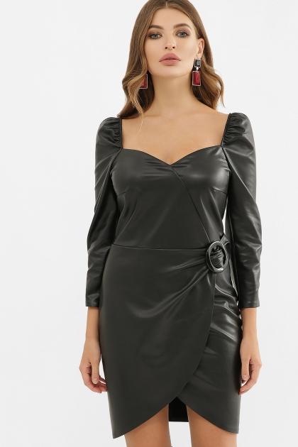 . Платье Разия д/р. Цвет: черный купить