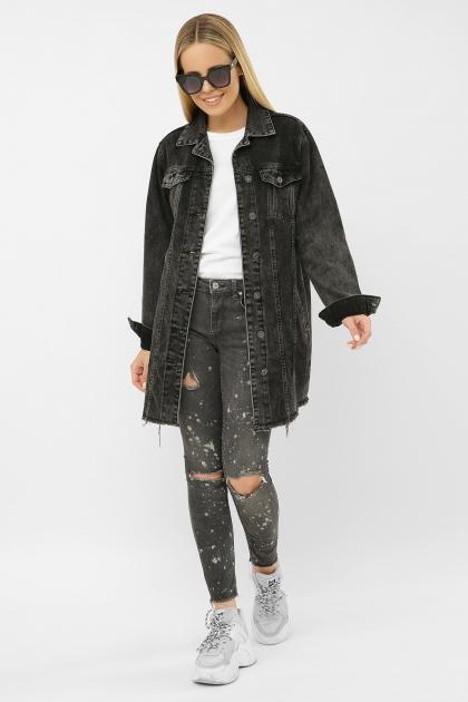 . 20104R Куртка VO-D. Цвет: серый купить