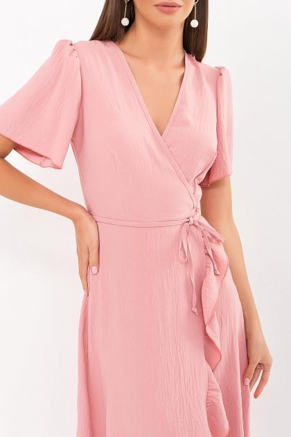 . Платье Румия-1 к/р. Цвет: розовый персик в Украине
