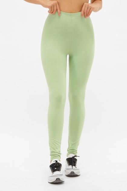 зеленый костюм с легинсами. Костюм Хизер Л. Цвет: ментол цена