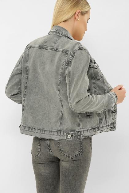. 2085 Куртка VO-D. Цвет: св. серый 1 в интернет-магазине