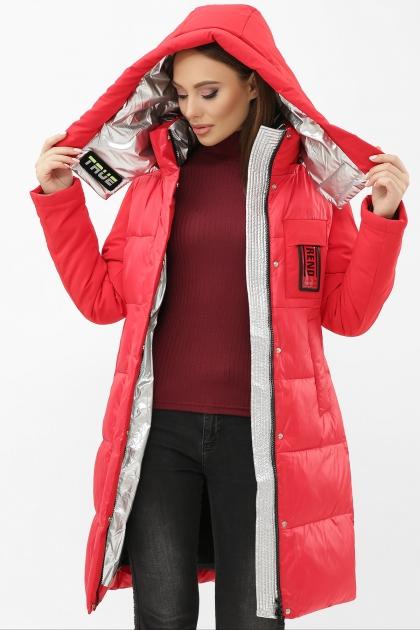 . Куртка М-2085. Колір: 19-красный купить