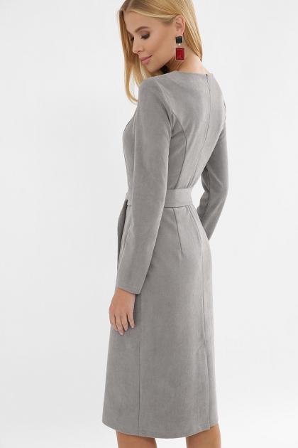 . Платье Гелия д/р. Цвет: серый цена