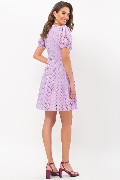 . Платье Эдна к/р. Цвет: лавандовый цена