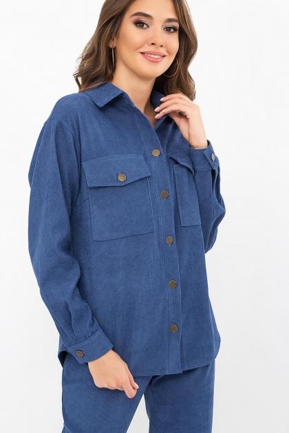 . Костюм Ронда. Цвет: джинс в интернет-магазине