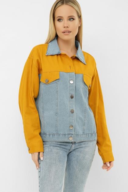 . 106 Куртка VE. Цвет: горчица цена