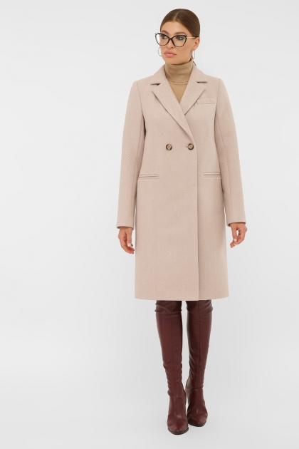 . Пальто П-394-95. Цвет: 2708-пудра цена