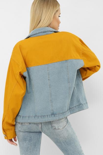 . 106 Куртка VE. Цвет: горчица в Украине