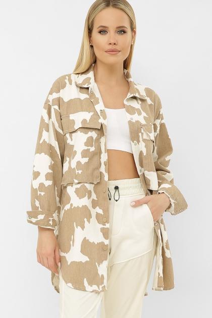 . 2034 Куртка VS-J. Цвет: капучино в интернет-магазине