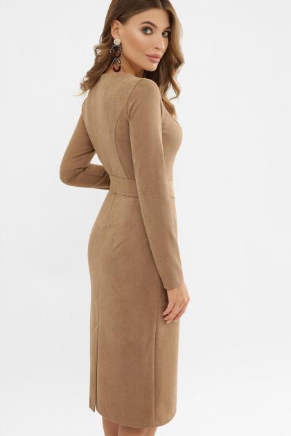 . Платье Гелия д/р. Цвет: капучино купить