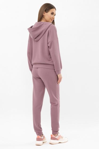 розовый костюм для прогулок. Костюм Фая. Цвет: т. лиловый цена