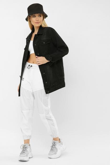 . 20158 Куртка VO-D. Цвет: черный 1 купить