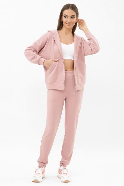 розовый костюм для прогулок. Костюм Фая. Цвет: пыльная роза купить