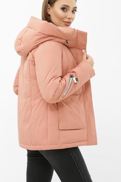 . Куртка М-2092. Колір: 29-пудра-серебро цена