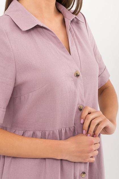 . Платье Иветта к/р. Цвет: лиловый в Украине
