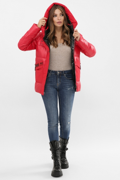 . Куртка 289. Колір: 14-красный цена