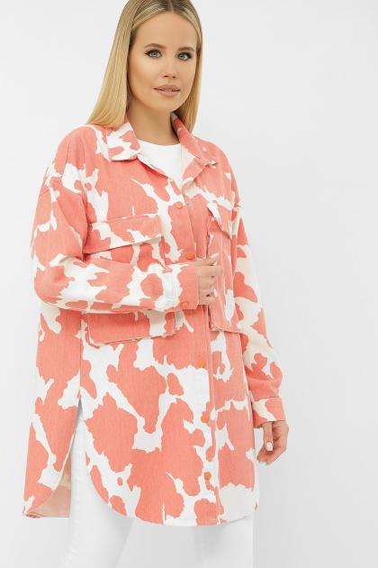 . 2034 Куртка VS-J. Цвет: коралл цена