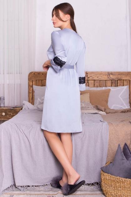 . Халат Неада д/р. Цвет: серо-голубой цена
