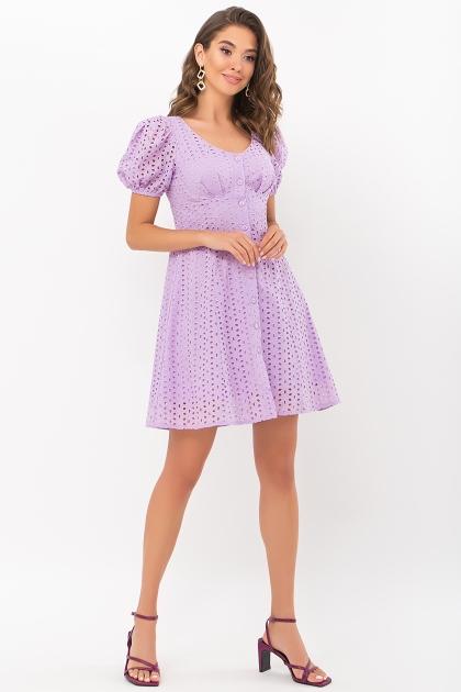 . Платье Эдна к/р. Цвет: лавандовый купить