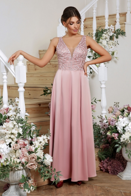 синее вечернее платье. Платье Мэйси б/р. Цвет: лиловый купить