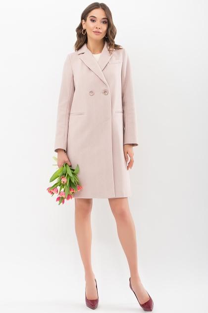 . Пальто П-394-95. Цвет: 2333-персик цена