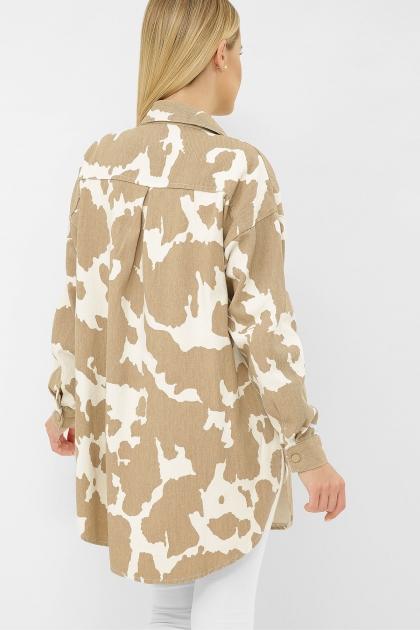 . 2034 Куртка VS-J. Цвет: капучино недорого