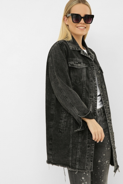 . 20104R Куртка VO-D. Цвет: серый в интернет-магазине