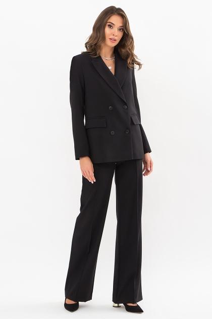 черный деловой пиджак. Пиджак Элейн д/р. Цвет: черный купить