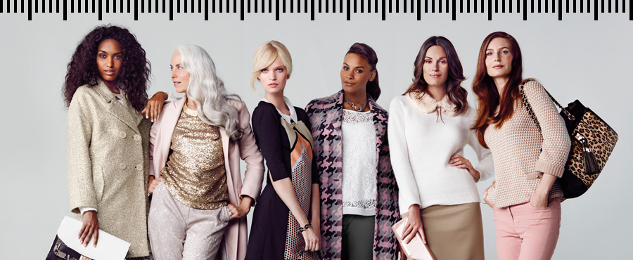 Как выбрать размер одежды в интернет магазине